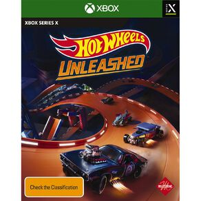 Xbox Series X Hot Wheels: Unleashed