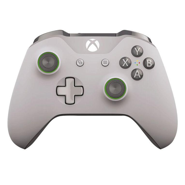 XboxOne Controller Wireless Grey Green, , hi-res