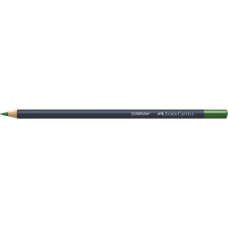 Faber-Castell Colour Pencil Goldfaber Col167 - Green Olive, , hi-res
