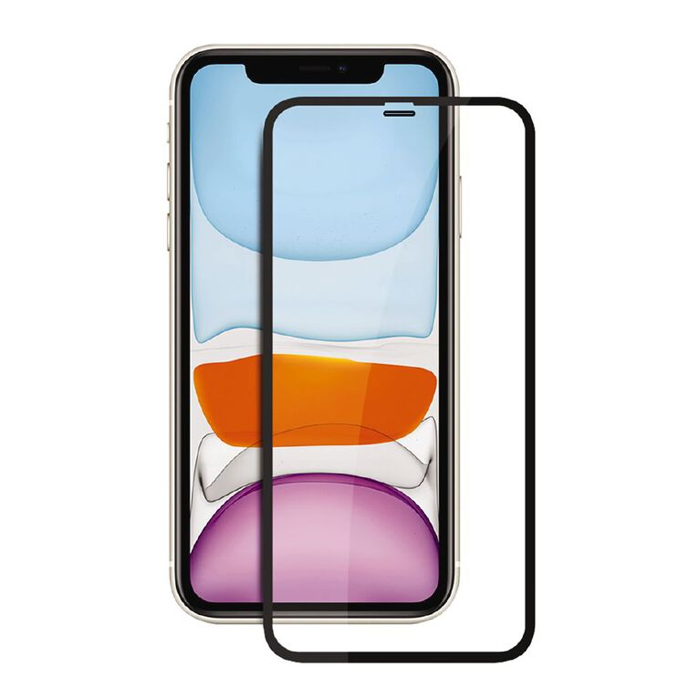 INTOUCH iPhone 11 Glass Screen Protector Clear, , hi-res
