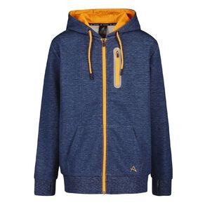Active Intent Boys' Zip-Thru Sweatshirt