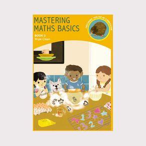 Mastering Maths Basics Book #2 Wipe Clean by Katie Kool N/A