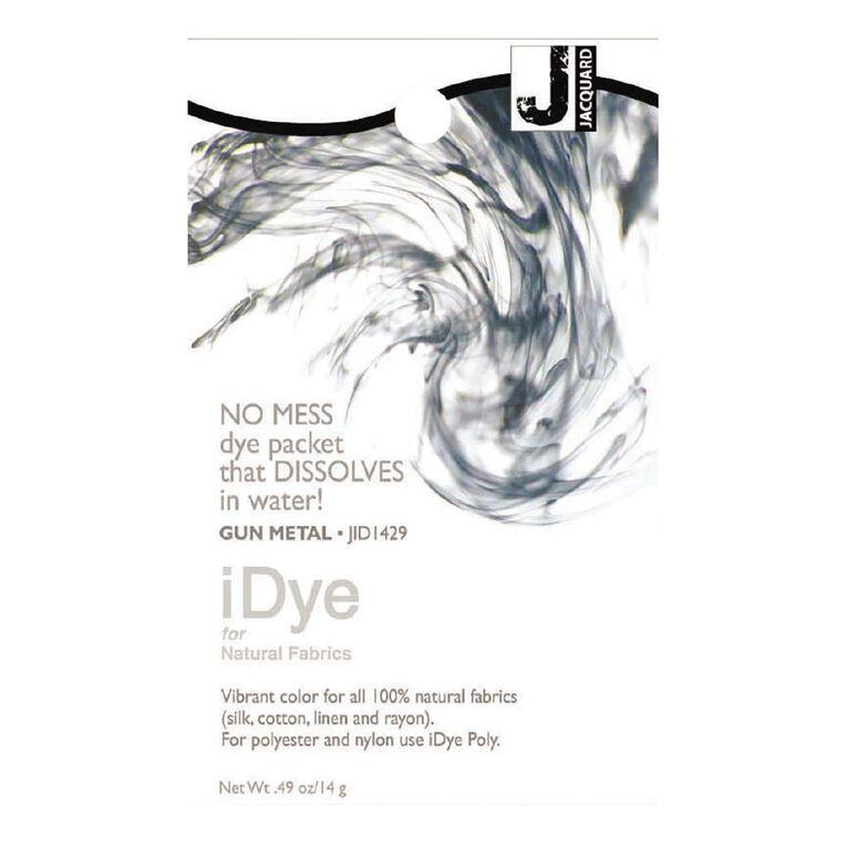 Jacquard iDye 14g Gun Metal, , hi-res