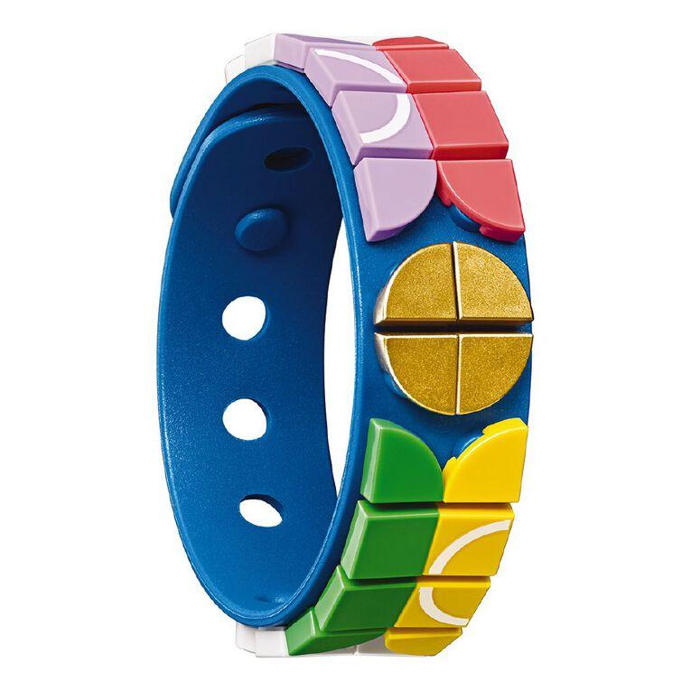 LEGO DOTS Go Team! Bracelet 41911, , hi-res