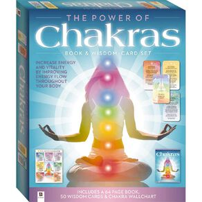 The Power of Chakras N/A
