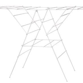 Living & Co Super A Frame Airer White 22 Rail