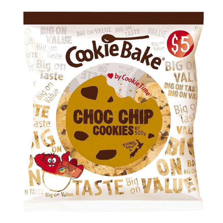 Cookie Time Cookie Bake Choc Chip 500g, , hi-res