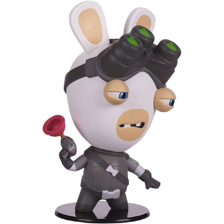 Ubisoft Heroes Chibi Series 1 Rabbid Sam Fisher Figurine, , hi-res