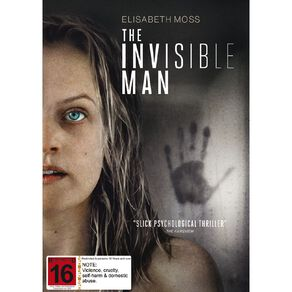 The Invisible Man DVD 1Disc