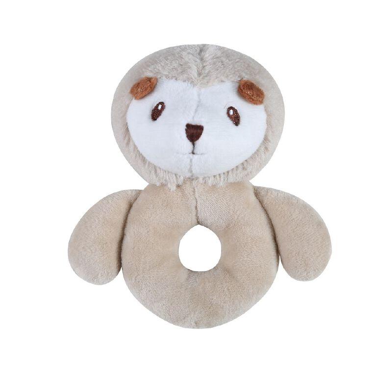 Babywise Rattle Toy Hedgehog, , hi-res