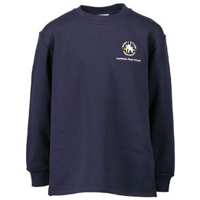 Schooltex Dominion Road Crew Tunic Sweatshirt with Embroidery