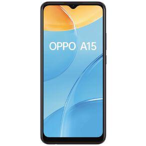 OPPO A15 32GB 4G  - Dynamic Black