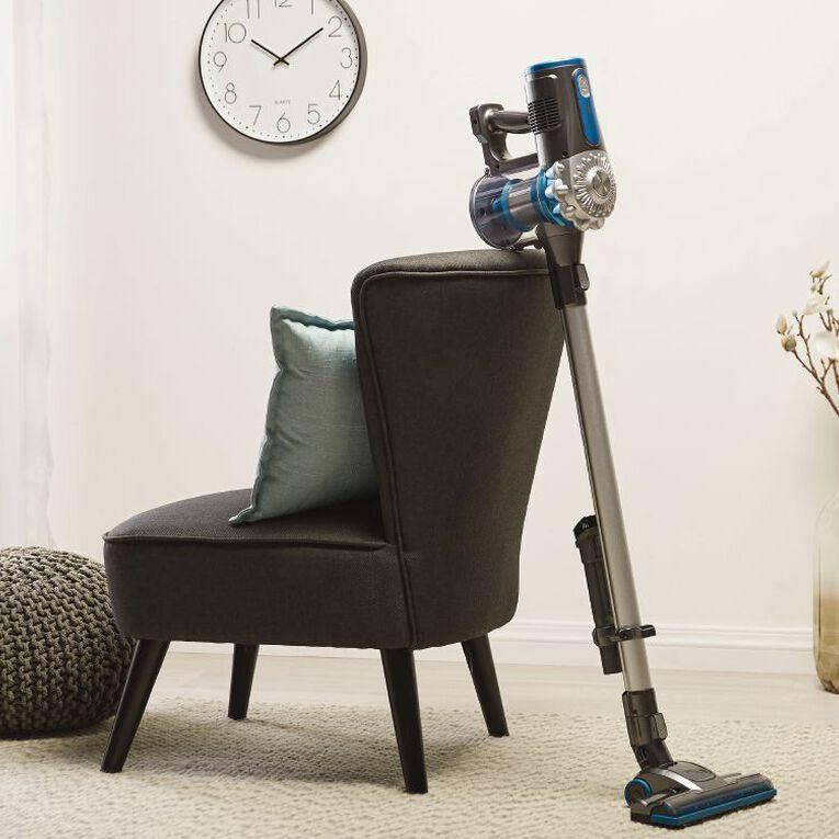 Living & Co Cordless Stick Vacuum 18V Grey/ Teal, , hi-res