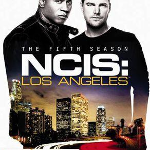 NCIS LA Season 5 DVD 5Disc