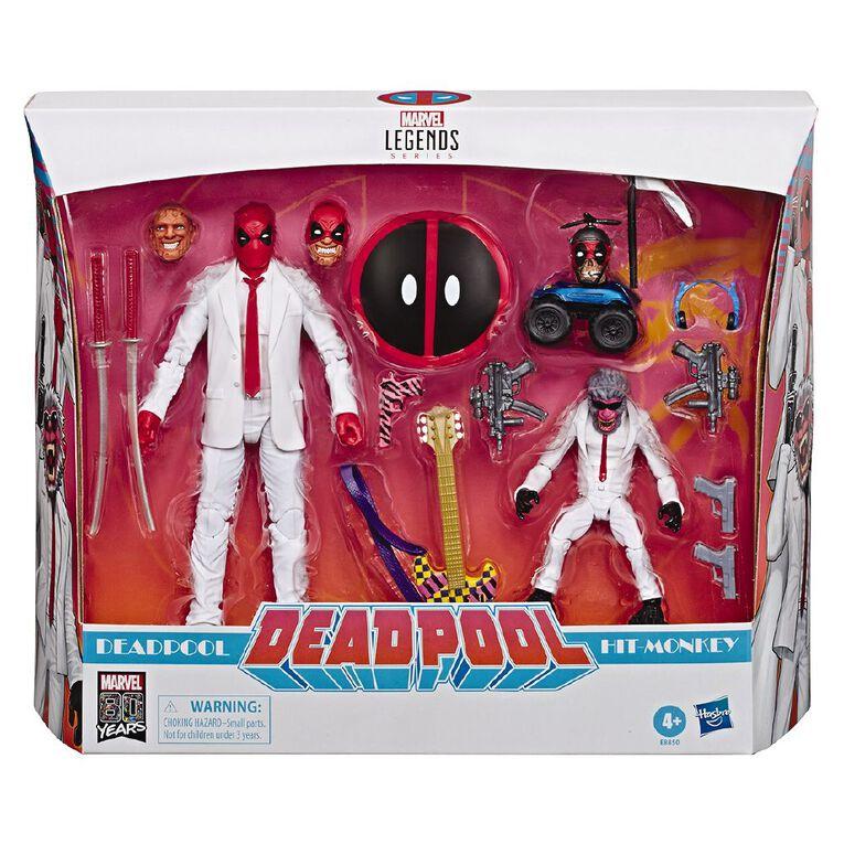 Marvel Legends Series Deadpool & Hit-Monkey, , hi-res image number null