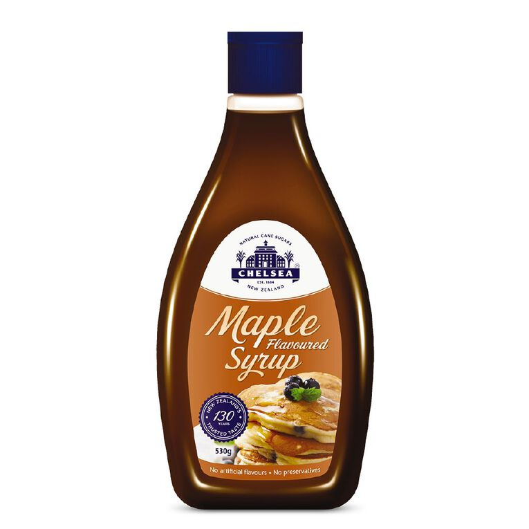 Chelsea Maple Syrup Easy Pour 530g, , hi-res