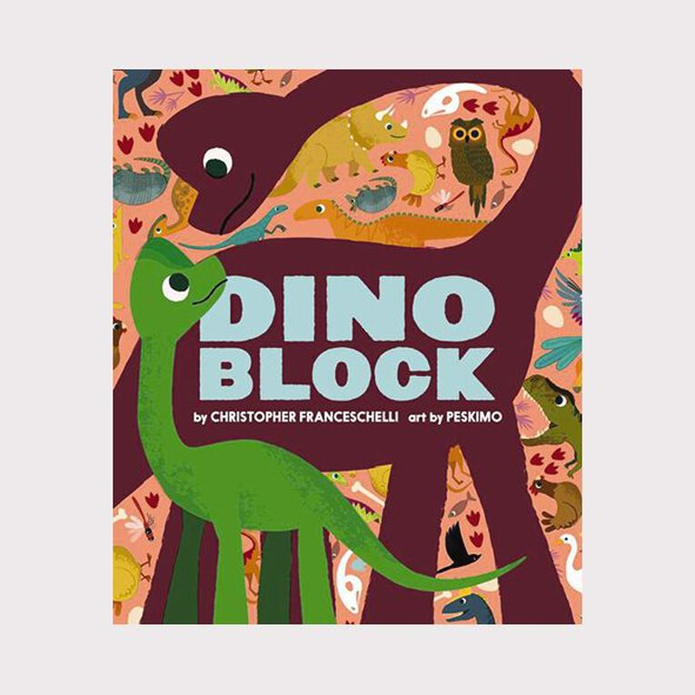 Dinoblock by Christopher Franceschelli, , hi-res