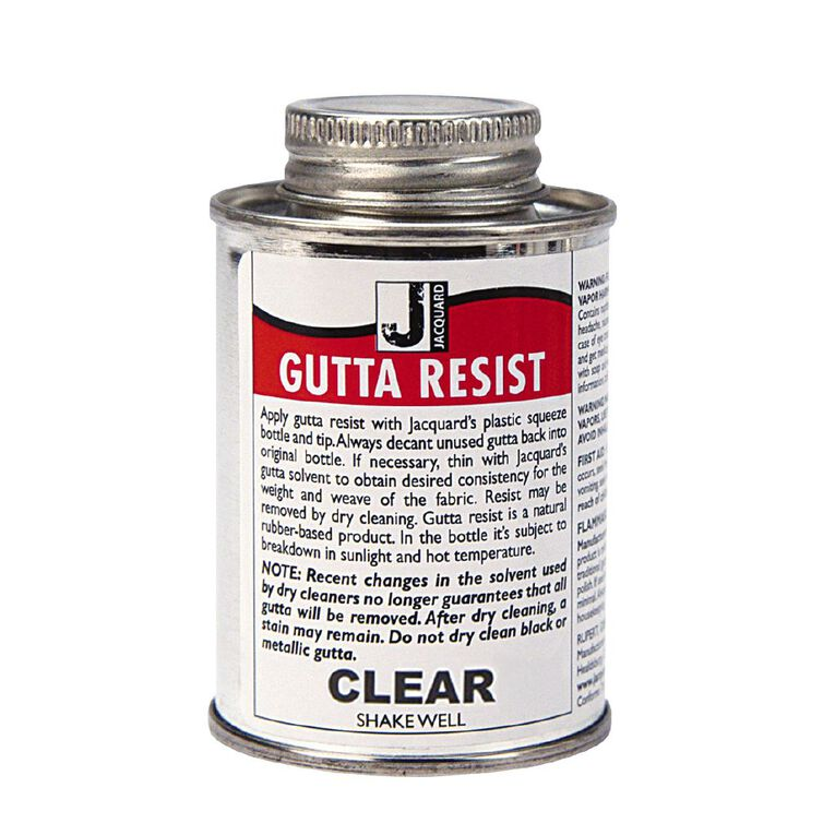 Jacquard Gutta Resist 118.29ml Clear, , hi-res image number null