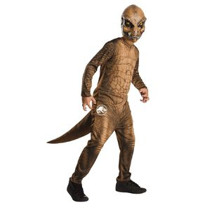 Jurassic World Rubies T-REX Classic Costume Size 5-7 Years