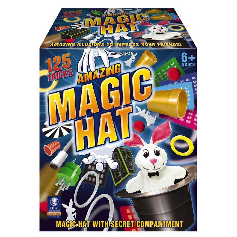 Amazing Magic 125 Tricks, , hi-res