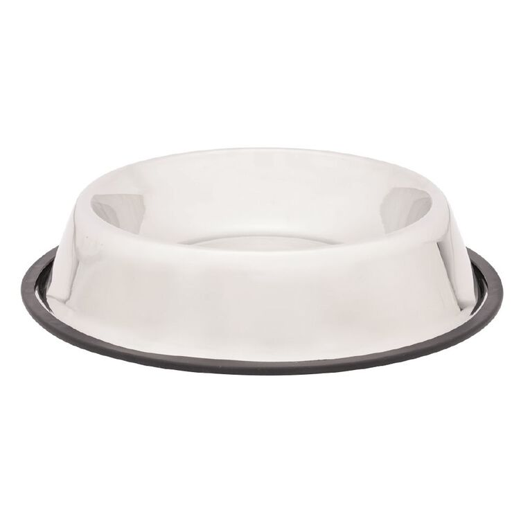 Petzone Metal Non Slip Dog Bowl, , hi-res