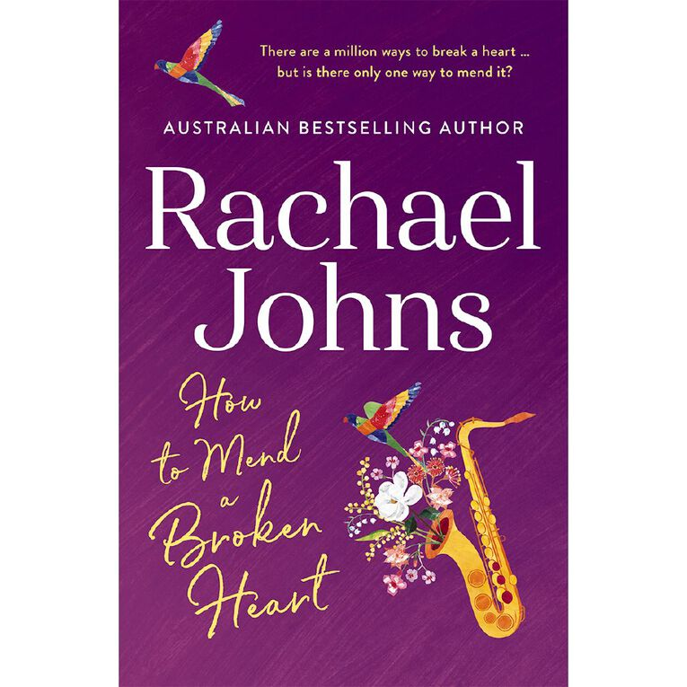 How to Mend a Broken Heart by Rachael Johns N/A, , hi-res