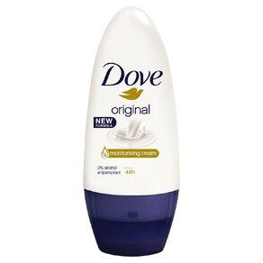 Dove Roll On Deodorant Original 50ml