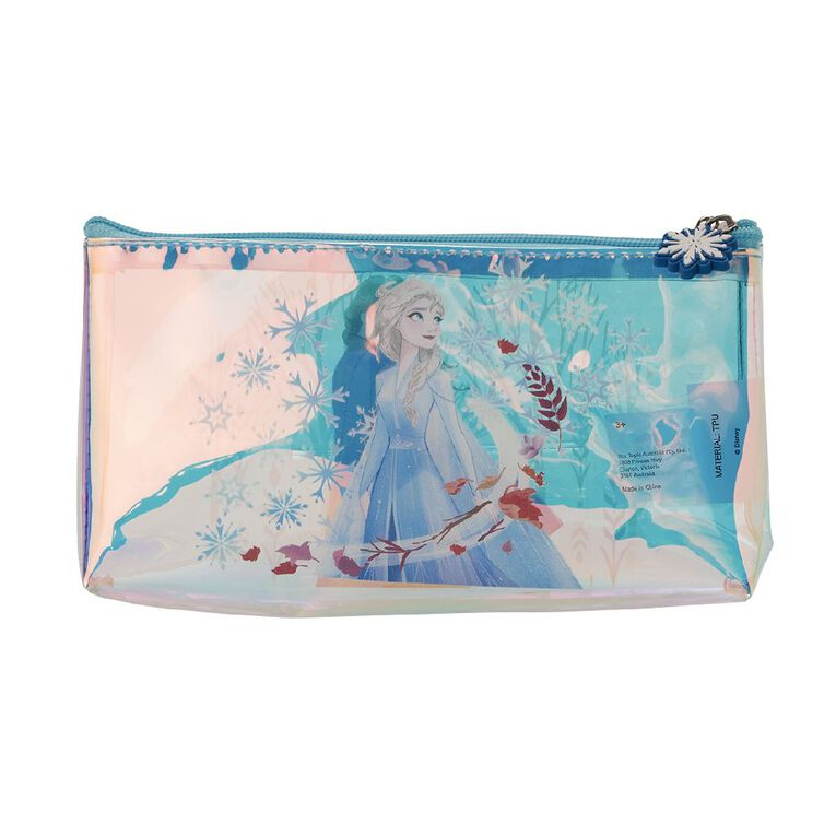 Frozen Holographic Cosmetic Case, , hi-res