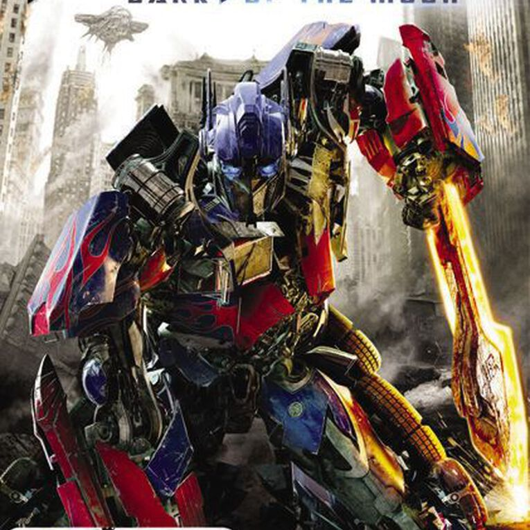 Transformers 3 The Dark Of The Moon DVD 1Disc, , hi-res