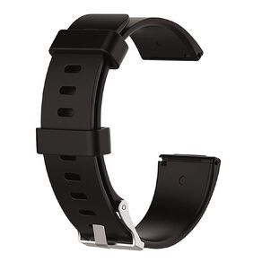 Swifty Replacement Strap For Fitbit Versa 2 & Lite Black Small