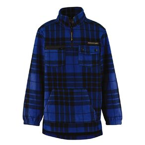 Back Country All Over Print Bonded Fleece Sweatshirt