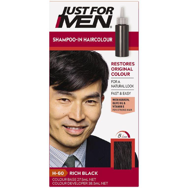 Just For Men Hair Rich Black, , hi-res