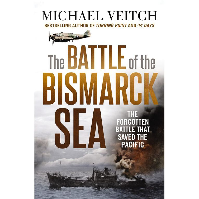 The Battle of the Bismarck Sea by Michael Veitch N/A, , hi-res