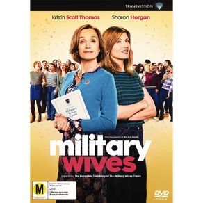 Military Wives DVD 1Disc