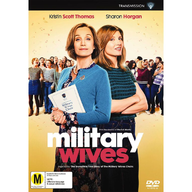 Military Wives DVD 1Disc, , hi-res