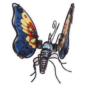 Kiwi Garden Butterfly Pot Hanger Assorted 11cm