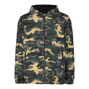 Garage Men's Reversible Jacket