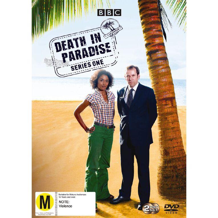 Death In Paradise Season 1 DVD 2Disc, , hi-res