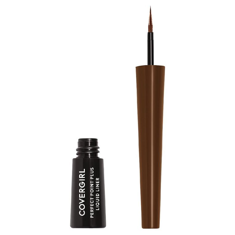 Covergirl Perfect Point Plus Liquid Eyeliner #210 Espresso 2.5ml, , hi-res