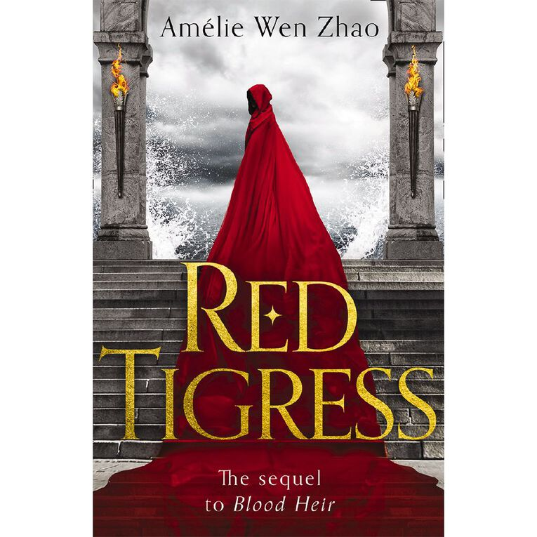 Red Tigress by Amelie Wen Zhao, , hi-res