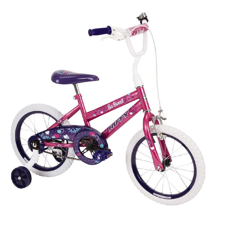 Huffy 16inch Bike-in-a-Box 721 Ezy So Sweet, , hi-res