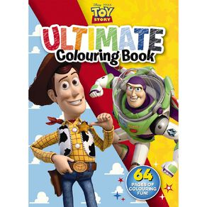 Disney-Pixar: Toy Story Ultimate Colouring