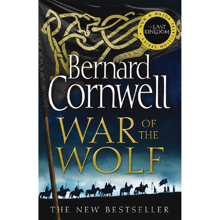 Last Kingdom #11 War of the Wolf by Bernard Cornwell, , hi-res