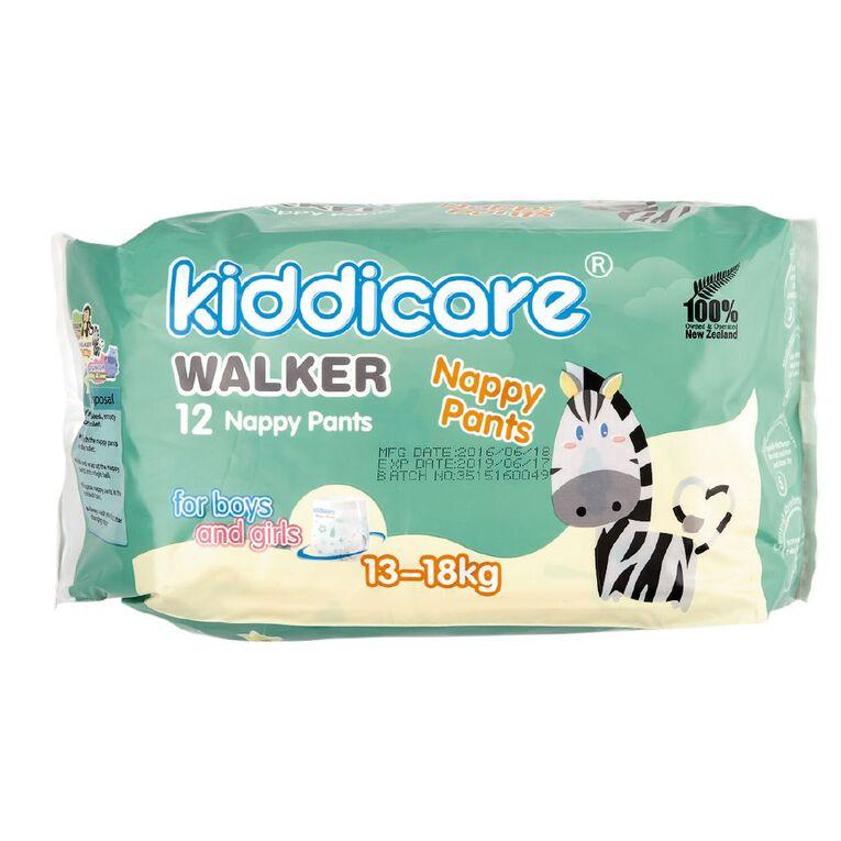 Kiddicare Convenience Size Nappy Pants Walker 12s, , hi-res