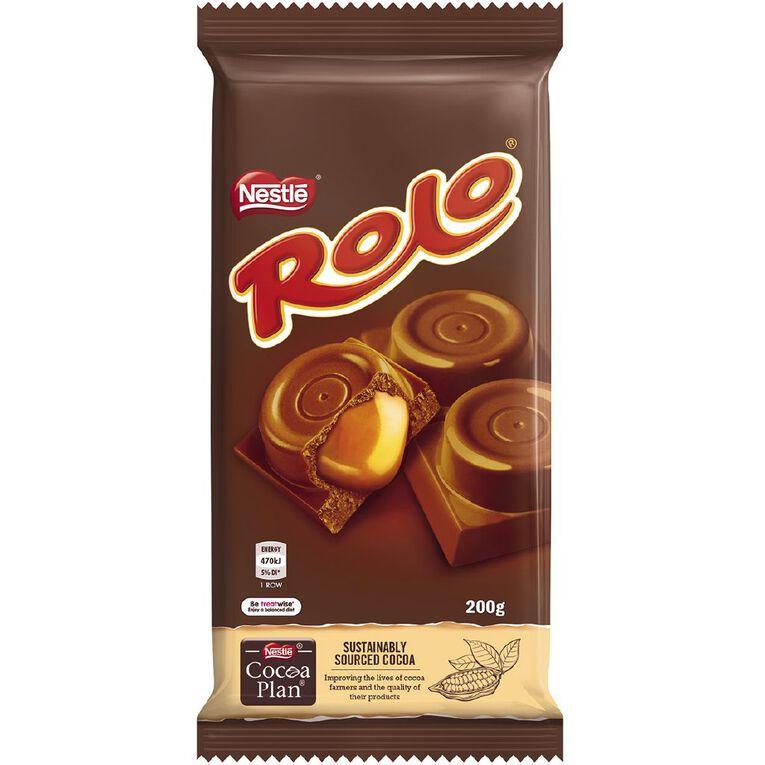 Nestle Rolo 200g, , hi-res