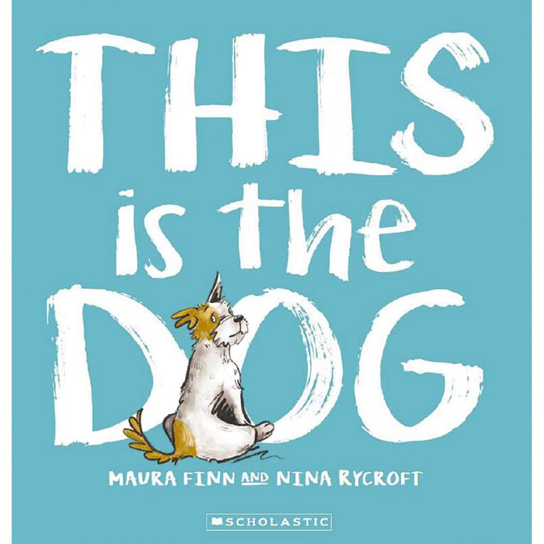 This is the Dog by Maura Finn, , hi-res