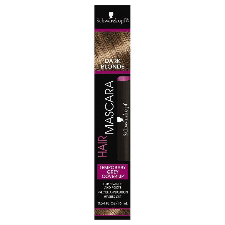 Schwarzkopf Hair Mascara Dark Blonde 16mL, , hi-res