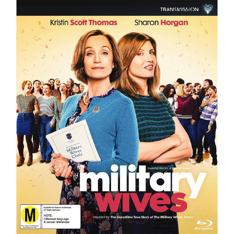 Military Wives BR 1Disc, , hi-res