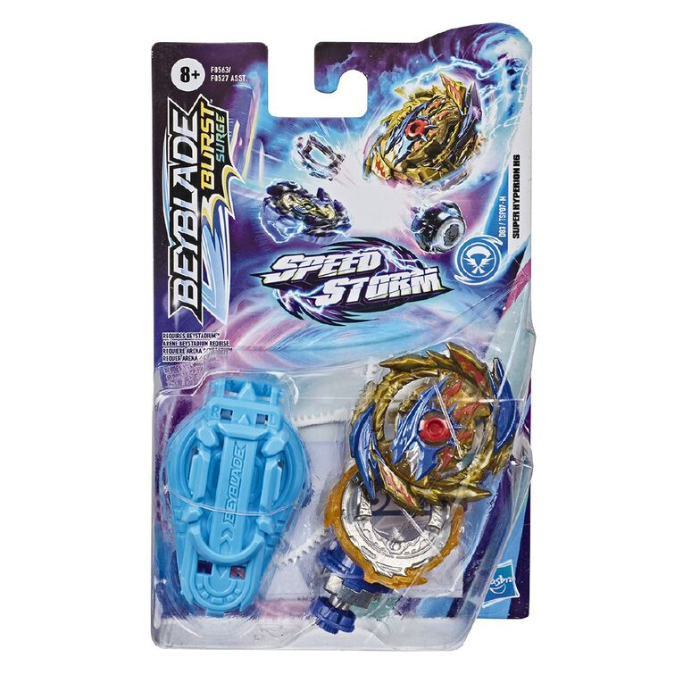 Beyblade Speedstorm Starter Pack Assorted, , hi-res image number null