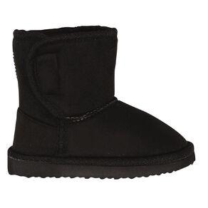 Basics Brand Boys' Harvest Boot Slippers